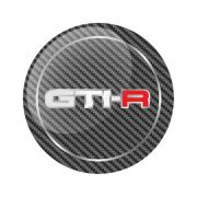 Wheel Badges in 3D Domed Gel to fit GTI-R Wheel Centre Badges Stickers Decals Set of 4