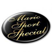 Wheel Badges in 3D Domed Gel to fit MARIO SPORT SPECIAL Wheel Centre Badges Stickers Decals Set of 4